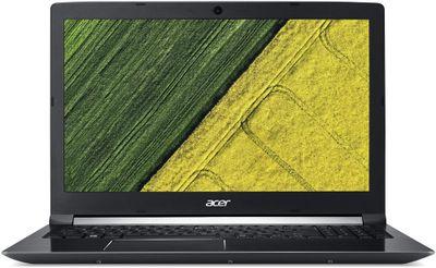 """Acer Aspire 7 - 15,6""""/i5-8300H/4G/1TB+16OPT/GTX1050/W10 černý"""