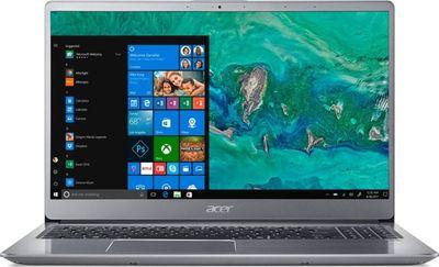 "Acer Swift 3 - 15,6""/i5-8250U/4G/1TB+16OPT/W10 stříbrný"