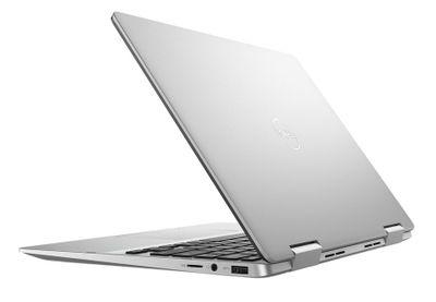 """Dell Inspiron 7386 13"""" 2v1 Touch FHD i5-8265U/8GB/256GB SSD/FPR/MCR/USB-C/HDMI/W10/2RNBD/Stříbrný"""