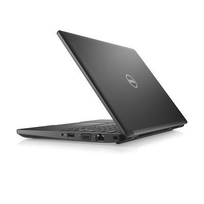 "Dell Latitude 5290 12"" HD i5-8250U/8GB/256GB SSD/SCR/MCR/USB-C/HDMI/VGA/W10P/3RNBD/Černý"