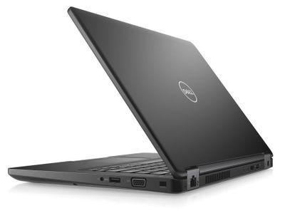 """Dell Latitude 5490 14"""" FHD i5-8250U/8GB/256GB SSD/USB-C/MCR/SCR/HDMI/VGA/W10P/3RNBD/Černý"""