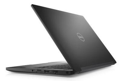 "Dell Latitude 7390 13"" FHD i5-8250U/8GB/256GB SSD/THB/MCR/SCR/HDMI/W10P/3RNBD/Černý"