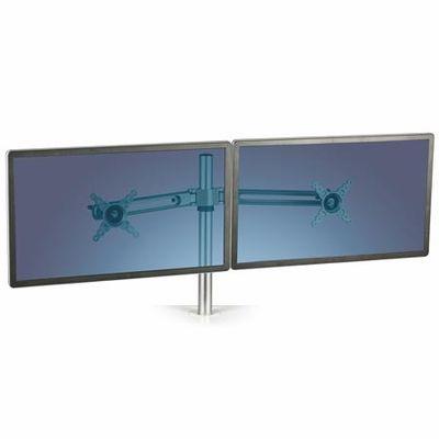 Držiak na monitor, na 2 monitory, FELLOWES  Lotus™