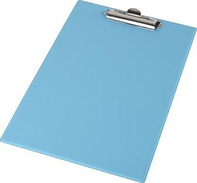 Podložka na písanie,  A4, PANTAPLAST, pastelovo modrá