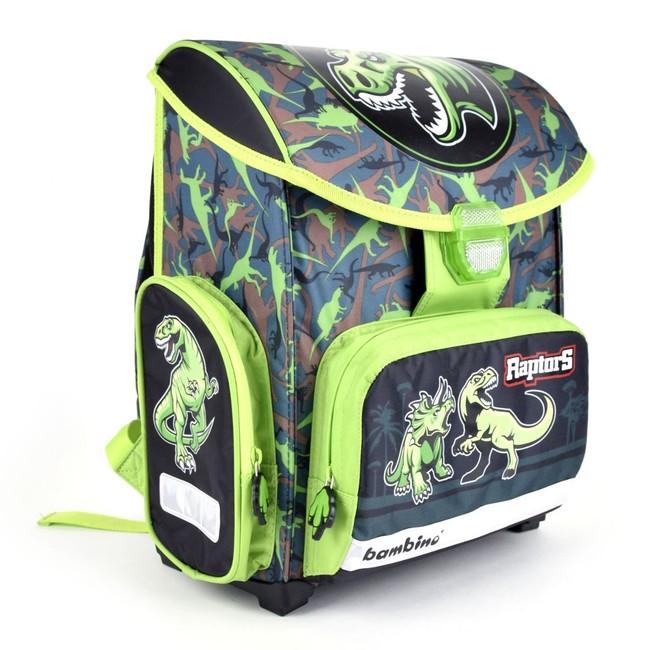 7d9a5a292a Školská taška DINOSAURUS RaptorS - Kancelárske potreby