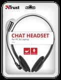 náhlavní sada TRUST Ziva Chat Headset