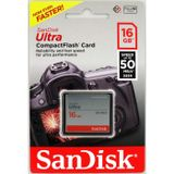 SanDisk Ultra CompactFlash 16GB 50MB/s