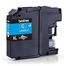 Cartridge Brother LC-525XL cyan - originál (1 300 str.)