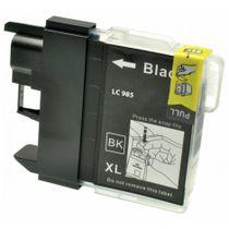 Cartridge Brother LC-985BK black - kompatibilný