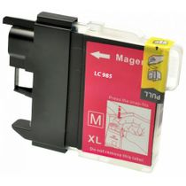 Cartridge Brother LC-985M magenta - kompatibilný
