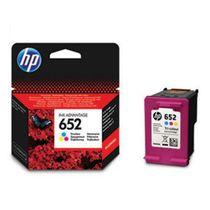 Cartridge HP 652 (F6V24AE) color - originál