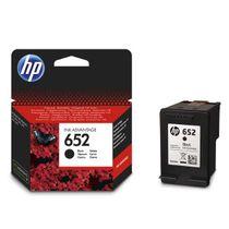Cartridge HP 652 (F6V25AE) black - originál