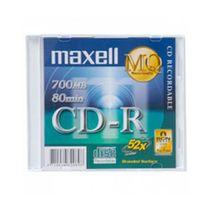 CD-R Maxell, 700 MB, 52x, jewelbox