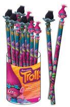 Ceruzka grafitová s motívom TROLLS