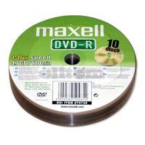 DVD-R MAXELL 16X bulk/10 ks