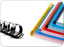 Hrebeňová väzba - 51- 100 strán (plast. hrebeň)