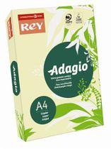 """Kopírovací papier, farebný, A4, 160 g, REY """"Adagio"""", pastelovo žltý"""