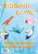 Origami papier, 20 x 20 cm, 20 strán