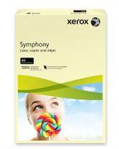 """Kancelársky papier, farebný, A4, 80 g, XEROX """"Symphony"""", slonovina (pastelový), (003R93964)"""