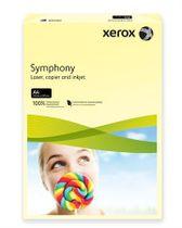 """Kancelársky papier, farebný, A4, 80 g, XEROX """"Symphony"""", svetložltý (pastelový)"""