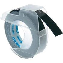 páska DYMO 3D Black Tape (9mm)