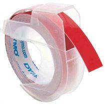 Páska DYMO 3D Red Tape (9mm)