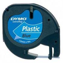 páska DYMO 59426 LetraTag Blue Plastic Tape (12mm)