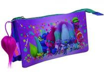 Peňaženka s motívom TROLLS s LED svetielkami