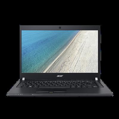 """Acer TravelMate P6 (TMP648-G3-M) - 14""""/i5-7200U/2*4G/256SSD/NFC/W10Pro + 2 roky NBD"""