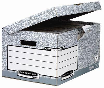 """Archívny kontajner s padacím vekom, """"BANKERS BOX® SYSTEM by FELLOWES®"""""""