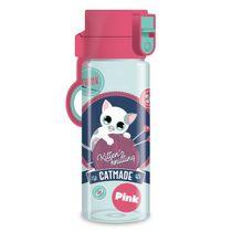 ARS UNA fľaša na pitie, 475 ml - Think-Pink mačka