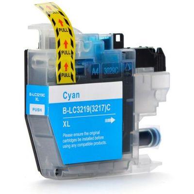 Cartridge Brother LC-3219XL cyan (LC3219XLC) - kompatibilný
