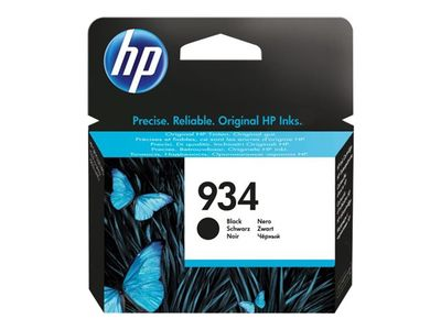 Cartridge HP 934 (C2P19AE) black - originál
