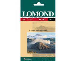Fotopapier Lomond, lesklý, 170 g/m2, 10x15, 50 hárkov