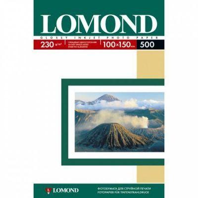 Fotopapier, lesklý, 230g, 10x15 cm, 500 ks, (Lomond)