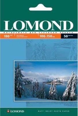 Fotopapier Lomond, matný, 180 g/m2, 10x15, 50 hárkov, (0102063)