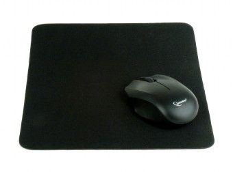 GEMBIRD Podložka pod myš látková černá