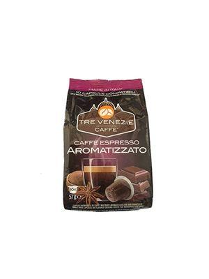 Kávové kapsule Tre Venezie WHISKEY CREAM 10x pre NESPRESSO
