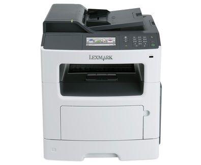 Lexmark MX417de,A4,1200x1200dpi,38ppm,duplex,LAN