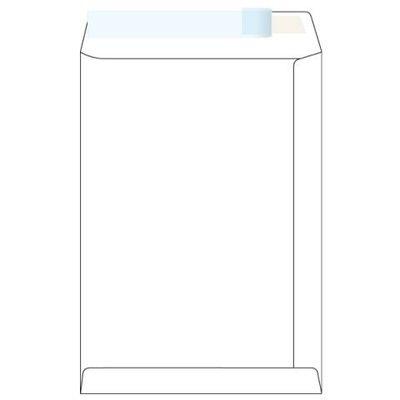 Obálka B4 s páskou - biele