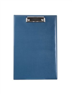 Podložka na písanie, A4, VICTORIA, modrá