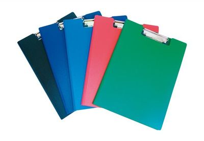Podložka na písanie s obálkou a rohovým vreckom, A4, DONAU, modrá