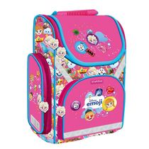 5227375478 Školská taška FROZEN Emoji ružový (STK-395909)