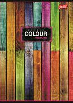"""Špirálový zošit, A4, štvorčekový, 80 listov, UNIPAP """"Color"""""""