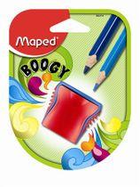 """Strúhadlo , dvojdierové, so zásobníkom, MAPED """"Boogy"""", mix farieb"""