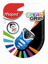 "Strúhadlo, jednodierové, so zásobníkom, MAPED ""Clean Grip"", mix farieb"