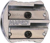 Strúhadlo, s dvomi dierami, kovové, MAPED