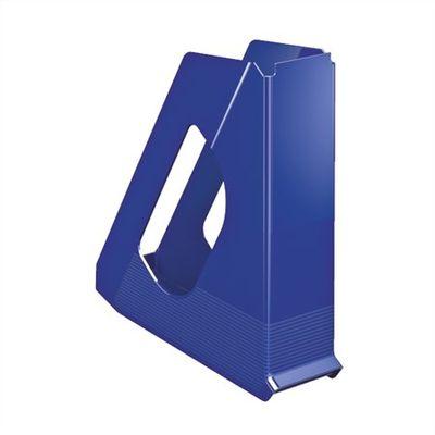 "Zakladač, plastový, 68 mm, ESSELTE ""Europost"", modrý"