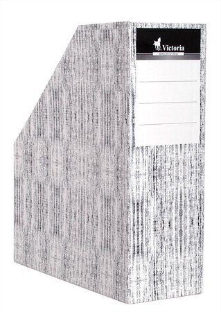 Zakladač, kartónový, 90 mm, VICTORIA,
